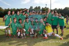 Ashbrook Greenwave Boys Varsity Soccer Fall 18-19 team photo.