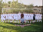 Elko Indians Boys Varsity Soccer Fall 18-19 team photo.
