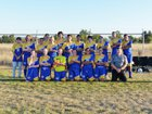 Fall River Bulldogs Boys Varsity Soccer Fall 18-19 team photo.
