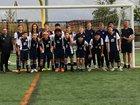Life Christian Academy Eagles Boys Varsity Soccer Fall 18-19 team photo.