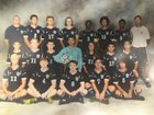 Illinois Lutheran Chargers Boys Varsity Soccer Fall 18-19 team photo.
