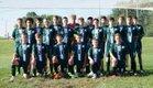 Kewaskum Indians Boys Varsity Soccer Fall 18-19 team photo.