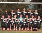 Jasper-Troupsburg Wildcats Boys Varsity Soccer Fall 18-19 team photo.