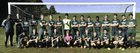 Finney Falcons Boys Varsity Soccer Fall 18-19 team photo.