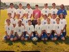 Horseheads Blue Raiders Boys Varsity Soccer Fall 18-19 team photo.