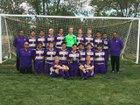 Kirtland Central Broncos Boys Varsity Soccer Fall 18-19 team photo.