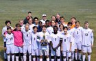 Voyager Academy Vikings Boys Varsity Soccer Fall 18-19 team photo.