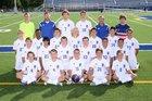 Independence Blue Devils Boys Varsity Soccer Fall 18-19 team photo.
