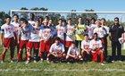King's Christian  Boys Varsity Soccer Fall 18-19 team photo.