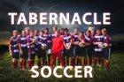Tabernacle Christian Eagles Boys Varsity Soccer Fall 18-19 team photo.