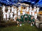 Hampshire Trojans Boys Varsity Soccer Fall 18-19 team photo.