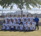 Basic Wolves Boys Varsity Soccer Fall 18-19 team photo.