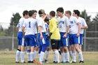 Easton Bears Boys Varsity Soccer Fall 18-19 team photo.