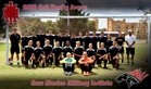 New Mexico Military Institute Colts Boys Varsity Soccer Fall 18-19 team photo.