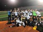 Glenbard North Panthers Boys Varsity Soccer Fall 18-19 team photo.