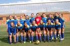 Wheat Ridge Farmers Girls Varsity Soccer Spring 16-17 team photo.