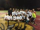 Von Steuben Panthers Girls Varsity Soccer Spring 16-17 team photo.
