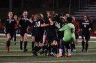 Rockford Auburn Knights Girls Varsity Soccer Spring 16-17 team photo.
