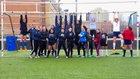 Jones Eagles Girls Varsity Soccer Spring 16-17 team photo.