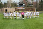 Swainsboro Tigers Girls Varsity Soccer Spring 16-17 team photo.