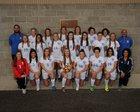 Harrison Goblins Girls Varsity Soccer Spring 16-17 team photo.