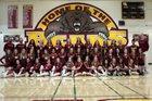 Menlo-Atherton Bears Girls Freshman Volleyball Fall 18-19 team photo.