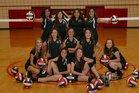 Grants Pirates Girls Freshman Volleyball Fall 18-19 team photo.