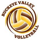 Buckeye Valley Barons Girls Freshman Volleyball Fall 18-19 team photo.