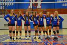 Martinsville Artesians Girls Freshman Volleyball Fall 18-19 team photo.