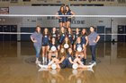 La Cueva Bears Girls Freshman Volleyball Fall 18-19 team photo.