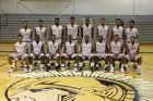 New Hope Trojans Boys Varsity Basketball Winter 14-15 team photo.