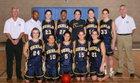 Menlo School Knights Girls Varsity Basketball Winter 04-05 team photo.