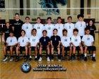 Otay Ranch Mustangs Boys Freshman Volleyball Spring 17-18 team photo.