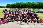 Mercer Island Islanders Boys Varsity Lacrosse Spring 18-19 team photo.