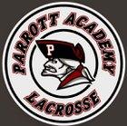Arendell Parrott Academy Patriots Boys Varsity Lacrosse Spring 18-19 team photo.