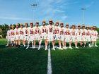 Las Lomas Knights Boys Varsity Lacrosse Spring 18-19 team photo.