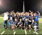 McQueen Lancers Boys Varsity Lacrosse Spring 18-19 team photo.