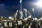 Mission Bay Buccaneers Boys Varsity Lacrosse Spring 18-19 team photo.