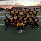 Highland Hornets Boys JV Soccer Fall 18-19 team photo.