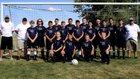 Piedra Vista Panthers Boys JV Soccer Fall 18-19 team photo.