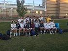 Grandview Wolves Boys JV Soccer Fall 18-19 team photo.