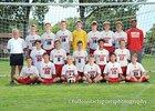 Albuquerque Academy Chargers Boys JV Soccer Fall 18-19 team photo.