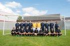 La Cueva Bears Boys JV Soccer Fall 18-19 team photo.