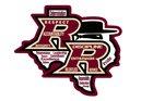 Rouse Raiders Girls Varsity Volleyball Fall 16-17 team photo.