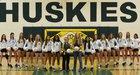 Horizon Huskies Girls Varsity Volleyball Fall 16-17 team photo.