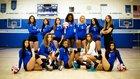 El Camino Real Conquistadors Girls Varsity Volleyball Fall 16-17 team photo.