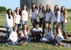 Cedar Ridge Raiders Girls Varsity Volleyball Fall 16-17 team photo.