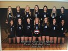Smithson Valley Rangers Girls Varsity Volleyball Fall 16-17 team photo.