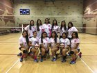 Central City Value Jaguars Girls Varsity Volleyball Fall 16-17 team photo.