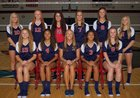 Indian Valley Braves Girls Varsity Volleyball Fall 16-17 team photo.